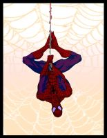 Spiderman- Cel Version by EnigmaResolve