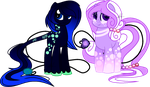 Cute pony adoptables: galactic gem Theme 2 *Closed by P-pastelbunny