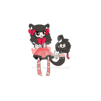 Mouthtail Lolita {OFFER TO ADOPT~CLOSED} by Yuu-Tanni