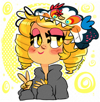 Mami by cam070