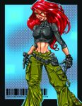 Kim Possible by lmac1412