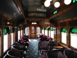 A Life of Luxury by SteamRailwayCompany