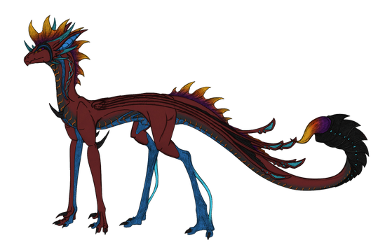 Xenophon Redesign by Neffertity