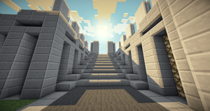Minecraft | Nice shading by PoPlioP