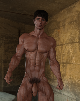 344e Cleanshaven 03 by homoeros