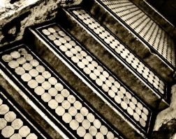 stairway by awjay