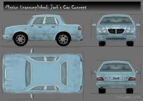 Jack's Car by Foonix1225