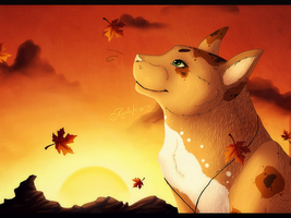 Oh, how I miss the autumn... C by crashez