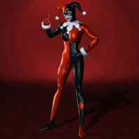DCUO Harley Updated by ArmachamCorp
