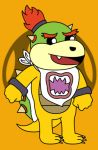 Bowser Jr. (Super Mario) by aabarro13