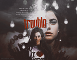 Trouble by shad-designs