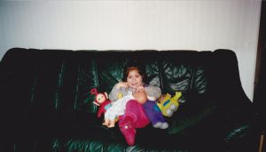 me as a baby by stephaniescarlet