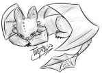 Day 53: Toothless by Artistic-Winds