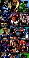 Marvel Beginnings 2 - Full Colour by eisu