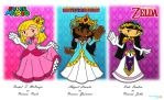 KND Girls: The Legend of 80's Princesses by Porn1315
