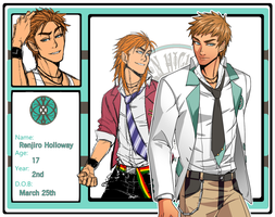 HH: Ren Holloway by LuckyLaundry