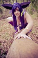 Espeon V by xposed-photography