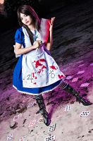 Alice: Madness Returns Default Cos 01 by kazereivolt