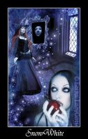 Snow White by edera-ladygoth