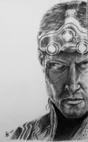 Sam Fisher Drawing by GearsGirl6295