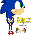 SONIC the Hedgehog: The Movie Poster by Sonicdude645