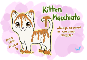 Kitten Macchiato by lemming-tails
