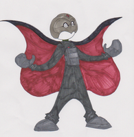 Coach Z as The Phantom of the Paradise by Gojira007
