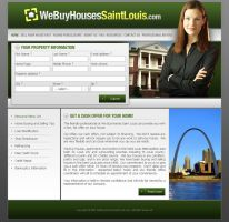 We Buy Houses Saint Louis web by djnick2k