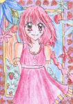 Aceo #59 Little Akage~ by HikaCat