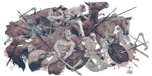 Mares of Diomedes by classic-syndrome