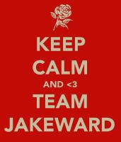 Keep Calm Jakeward by darkwolf10011