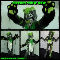 Civeret Fullsuit by phoenixwolf33