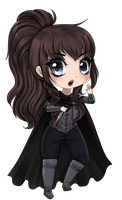 PPC- Chibi [14] by Purrinee