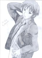 Kyon finished by uczennica06