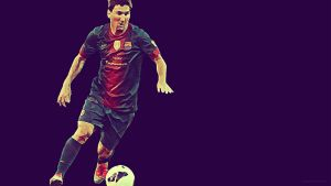 Lionel Andres Leo Messi  2 by MQ18