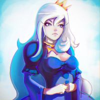 Ice Queen by SimomarK