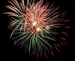 2012 Fireworks Stock 07 by AreteStock