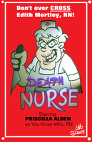 Nurse Edith Kills You By Showing Her Slideshows by Chopfe