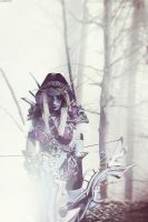 Sylvanas: What joy is there in this curse? by Narga-Lifestream