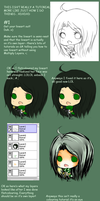Anime Eye Tutorial SAI by Starrii