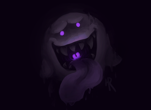 Boo! by HR-OnlyReadTheHRpart