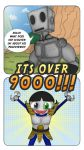 Its over 9000!!! by RagingDroidX