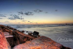 Sunset at sea view - II by ahmedwkhan