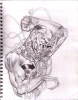 1998 - Sketchbook Vol. 5 - p109 by theory-of-everything