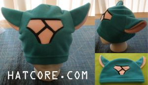Underwear Kitty Hat Underpants by HatcoreHats