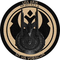 USS Aria Patch by AlastorZingari