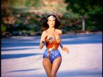 Wonder Woman Running by CaptPatriot2020
