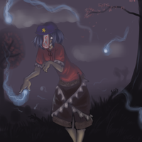 TOUHOU -- Third Desire by static-mcawesome