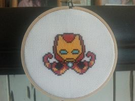 Ironman Octopi by Sew-Madd