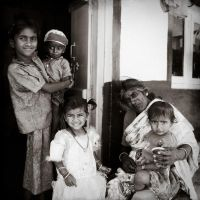 Indian family by kosmobil